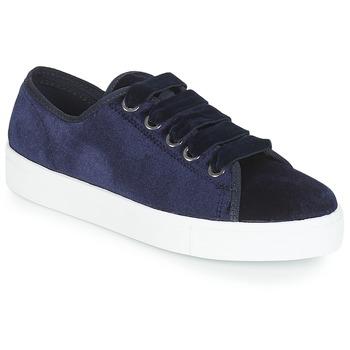 Cipők Női Rövid szárú edzőcipők André TAMMY Tengerész