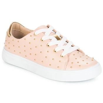 Cipők Női Rövid szárú edzőcipők André ARDY Rózsaszín
