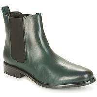 Cipők Női Csizmák André CARAMEL Zöld