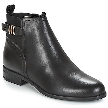 Cipők Női Csizmák André MANEGE Fekete