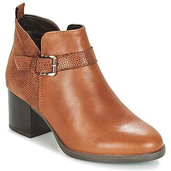 Cipők Női Csizmák André PATTY 3 Barna
