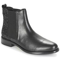 Cipők Női Csizmák André BEBOP Fekete