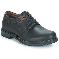 Cipők Férfi Oxford cipők André BOULON Fekete