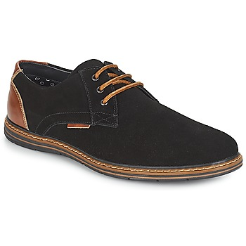 Cipők Férfi Oxford cipők André MARIO Fekete