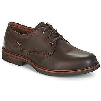 Cipők Férfi Oxford cipők André TIVOLI Barna