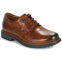 Cipők Férfi Oxford cipők André BOULON Barna