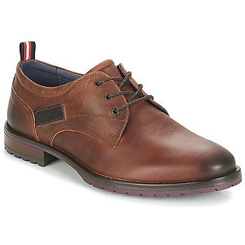 Cipők Férfi Oxford cipők André MAURI Barna