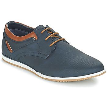 Cipők Férfi Oxford cipők André BIRD Kék