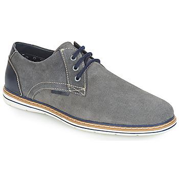 Cipők Férfi Oxford cipők André MARIO Szürke