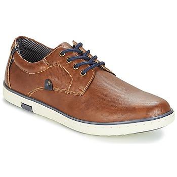 Cipők Férfi Oxford cipők André TRAME Barna