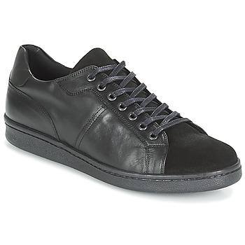 Cipők Férfi Rövid szárú edzőcipők André AURELIEN Fekete