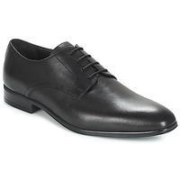 Cipők Férfi Oxford cipők André PIZZO Fekete