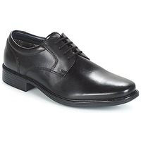 Cipők Férfi Oxford cipők André BULLDOG Fekete
