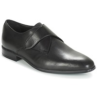 Cipők Férfi Oxford cipők André VIRGULE Fekete
