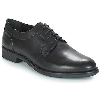 Cipők Férfi Oxford cipők André CERNY Fekete