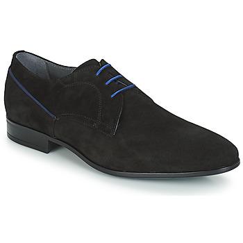 Cipők Férfi Oxford cipők André BARI Fekete
