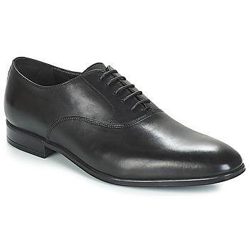 Cipők Férfi Bokacipők André PALERMO Fekete