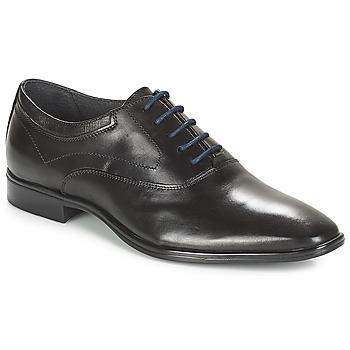 Cipők Férfi Bokacipők André MILORD Fekete