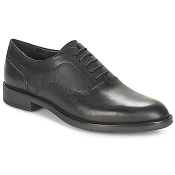 Cipők Férfi Bokacipők André LORETO Fekete