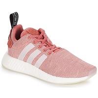 Cipők Női Rövid szárú edzőcipők adidas Originals NMD R2 W Rózsaszín