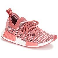 Cipők Női Rövid szárú edzőcipők adidas Originals NMD R1 STLT PK W Rózsaszín
