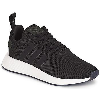 Cipők Rövid szárú edzőcipők adidas Originals NMD R2 Fekete