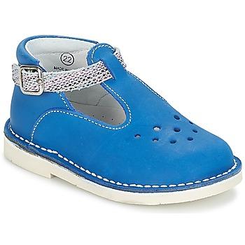 Cipők Lány Balerina cipők  André LE SABLIER Kék