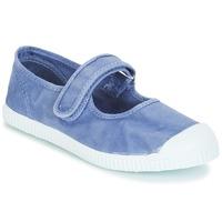 Cipők Lány Balerina cipők / babák André LA BLEUETTE Kék