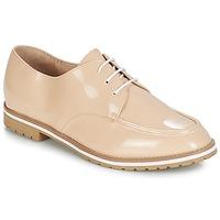 Cipők Női Oxford cipők André CHARLELIE Bézs