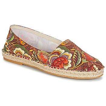 Cipők Női Gyékény talpú cipők André JAMAIQUE Sokszínű