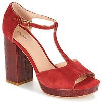 Cipők Női Szandálok / Saruk André TORRIDE Piros