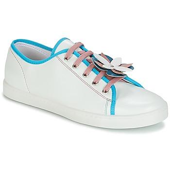 Cipők Női Rövid szárú edzőcipők André GUIMAUVE Zöld