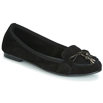 Cipők Női Balerina cipők  André COQUETTE Fekete