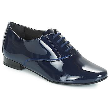Cipők Női Oxford cipők André POMPELLE 2 Kék