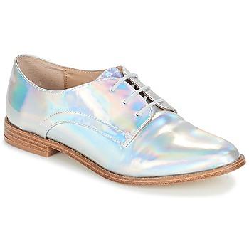 Cipők Női Oxford cipők André LUMIERE Fehér