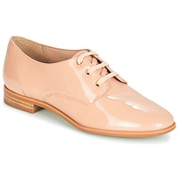 Cipők Női Oxford cipők André PAULINA Bőrszínű