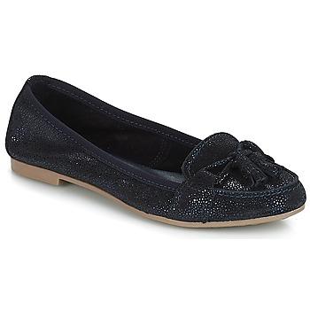 Cipők Női Mokkaszínek André COQUETTE Tengerész