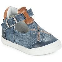 Cipők Gyerek Balerina cipők / babák André POCHOIR Kék