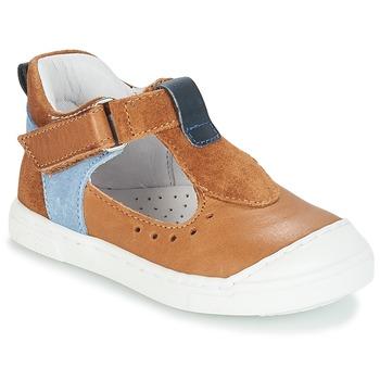Cipők Gyerek Balerina cipők / babák André SARBACANE Teve