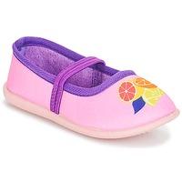 Cipők Lány Balerina cipők / babák André CITRONNADE Rózsaszín