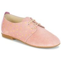Cipők Lány Oxford cipők André CELESTINE Rózsaszín