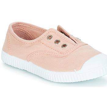Cipők Lány Belebújós cipők André LES VACANCES Rózsaszín
