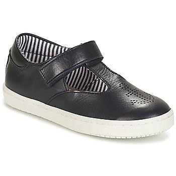 Cipők Gyerek Balerina cipők / babák André ANCRAGE Fekete