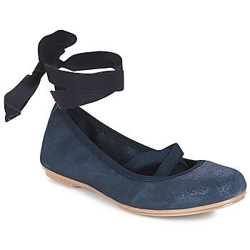 Cipők Lány Balerina cipők / babák André ELEANOR Tengerész