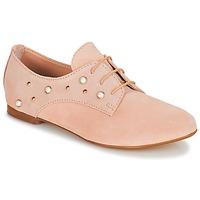Cipők Lány Oxford cipők André PERLA Rózsaszín