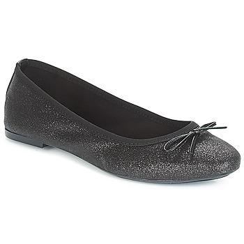 Cipők Női Rövid szárú edzőcipők André PIETRA Fekete