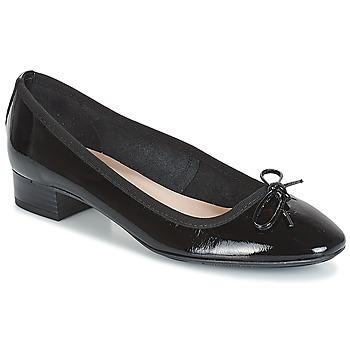 Cipők Női Balerina cipők  André PAROSA Fekete