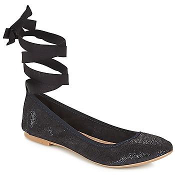 Cipők Női Balerina cipők  André ACTEE Tengerész