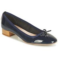 Cipők Női Balerina cipők  André PAROSA Tengerész