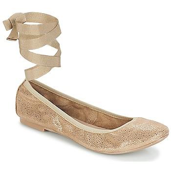 Cipők Női Balerina cipők / babák André ACTEE Tópszínű